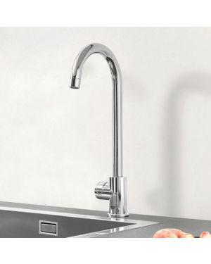 Grohe Blue Professional MONO die NEUE Küchenarmatur mit Filterfunktion, C-Auslauf chrom