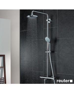 Grohe Euphoria Duschsystem für die Wandmontage mit Brausearm 450 mm