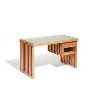 Rüsterkollektion Schreibtisch mit Schublade